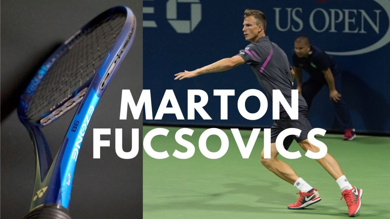 Marton Fucsovics(マートン・フチョビッチ)
