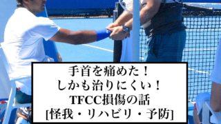 tfcc損傷
