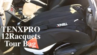 tenxpro  ラケットバッグ