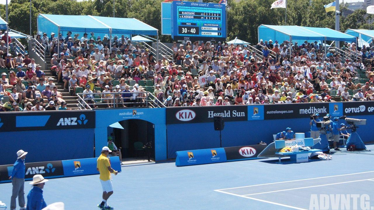 全 オープン テニス 豪
