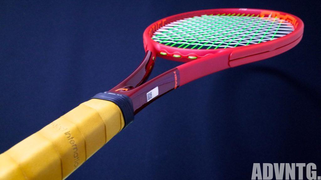 テニスラケット(head g360+ prestige pro)