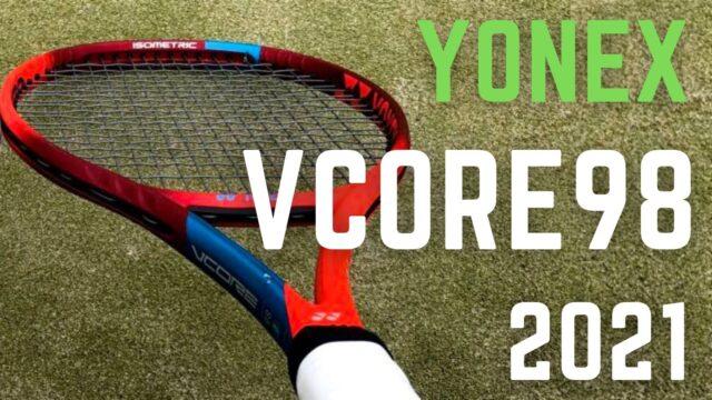 yonex vcore 98 2021